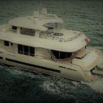 Верфь Licia Yachts представила концепт экспедиционного катамарана